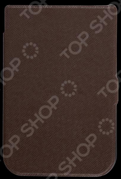 Хотите, чтобы гаджет служил вам как можно дольше и выглядел как новенький Это легко осуществимо с чехлом для электронной книги skinBOX для PocketBook 631! Надежный, практичный, стильный аксессуар защитит корпус устройства от механических повреждений, появления потертостей и надолго сохранит его внешний вид неизменным.  Флип-чехол выполнен из прочного и приятного на ощупь пластика. Он закрывает заднюю крышку, боковые панели и экран, поэтому электронная книга надежно защищена со всех сторон.   Форма чехла гарантирует удобный доступ к кнопкам и разъемам. Верхняя панель легко откидывается, открывая доступ к экрану гаджета.  Аксессуар надежно защищает устройство от пыли, сколов и капель воды. При падении он принимает удар на себя. Чехол обеспечивает удобное ношение электронной книги в кармане или сумке.  Отсутствие дополнительных элементов декора делает аксессуар универсальным он понравится и женщинам, и мужчинам.  Чехол практически не прибавляет гаджету объем и вес.  Отделка экокожей придает аксессуару особую роскошь и презентабельность.  Чехол-книжка от бренда skinBox оптимальное решение для обладателей электронных книг 631 от PocketBook. Он отлично подойдет для повседневного использования.