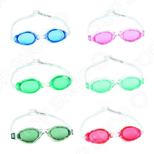 Очки для плавания детские Bestway «Белиз». В ассортименте ботинки nobrand 11984 1 cuero