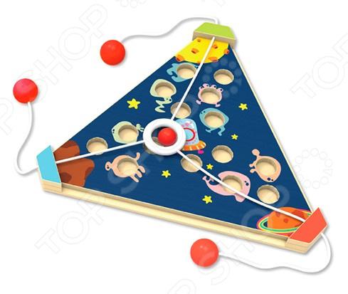 Игра настольная развивающая для детей Avenir «Возвращение на планету»