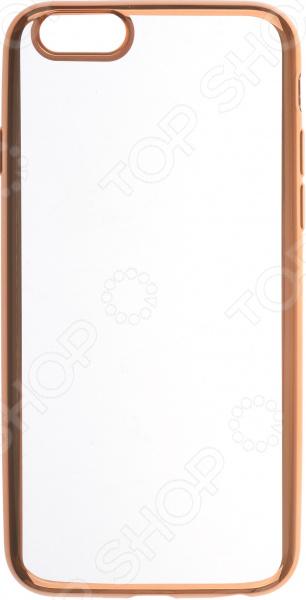 Накладка защитная для iPhone skinBOX Apple iPhone 6/iPhone 6S чехлы для телефонов skinbox накладка skinbox defender case для apple iphone 7