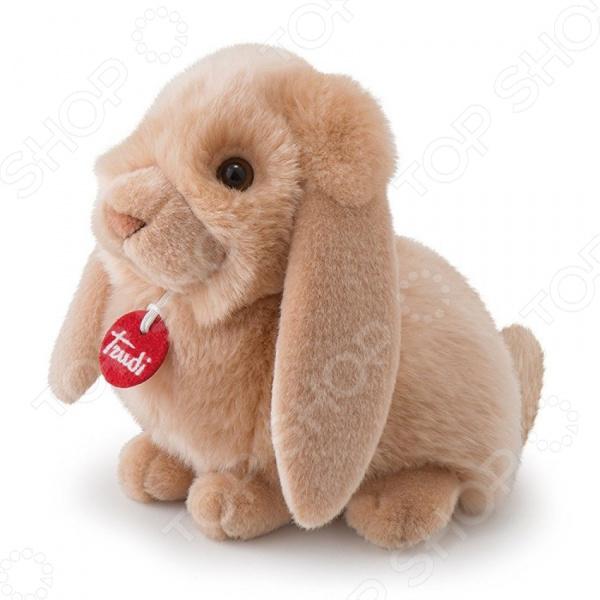 Мягкая игрушка Trudi «Кролик-пушистик»