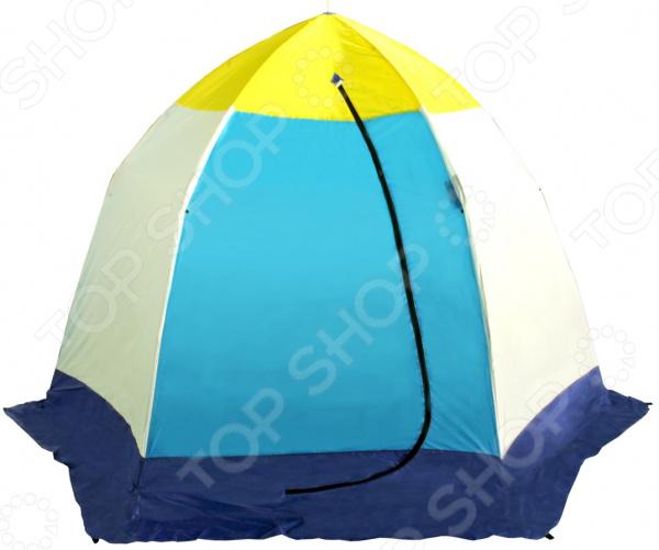 палатка caperlan внешний тент для палатки tanker frontview Палатка СТЭК Elite 4 нетканая