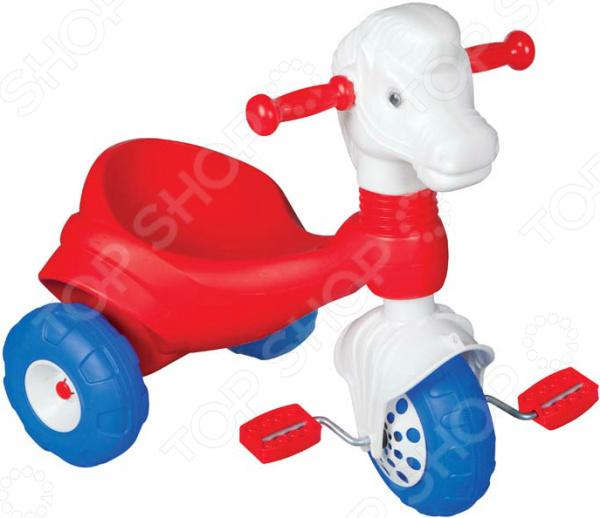 Велосипед трехколесный PILSAN Pony велосипед pilsan велосипед pony в пакете