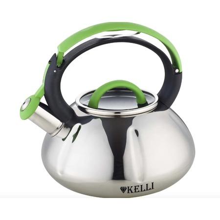 Купить Чайник со свистком Kelli KL-4501