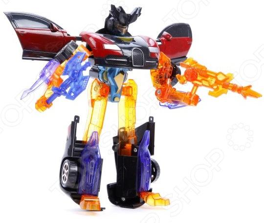 Робот-трансформер Наша Игрушка «Машина» L015-16A