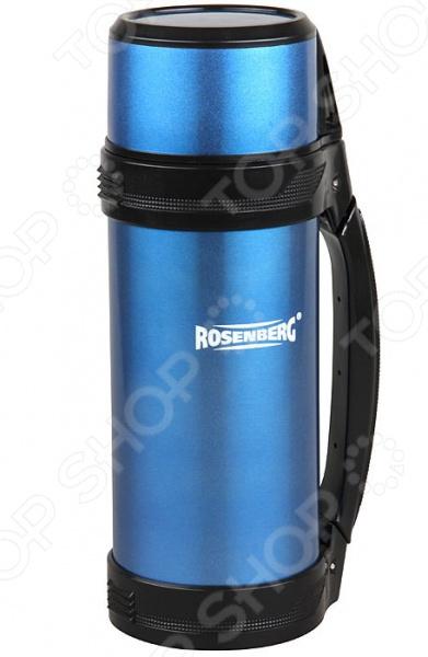 Термос Rosenberg RSS-420102 термос rosenberg 1 2l rss 420013
