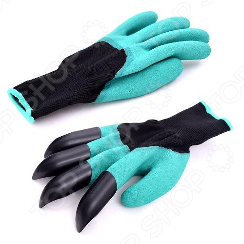 Перчатки садовые «Крот». Уцененный товар