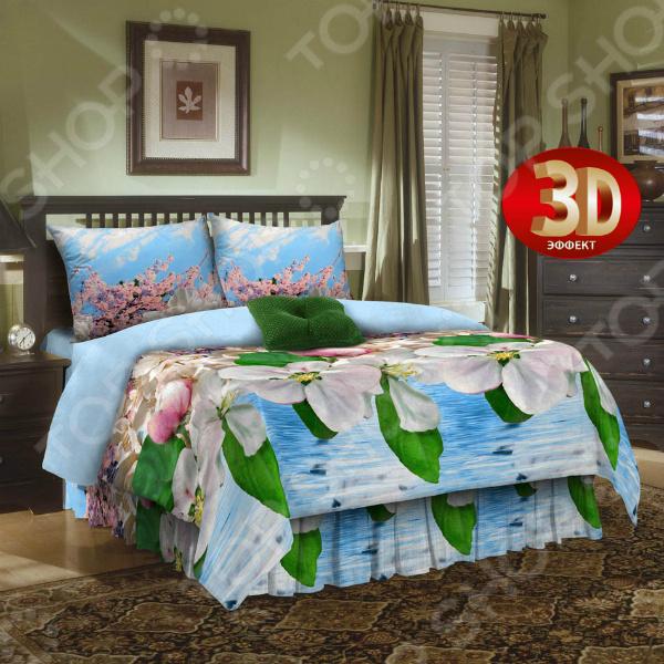 Комплект постельного белья Диана 4367. Семейный
