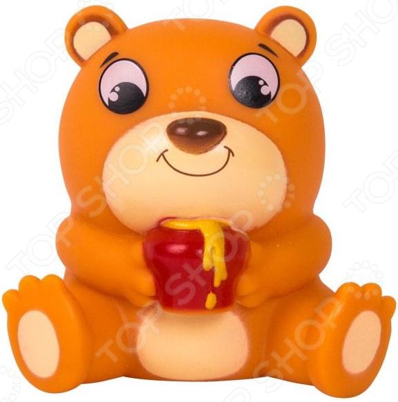 Игрушка для ванны детская Happy Snail «Медвежонок Берни»