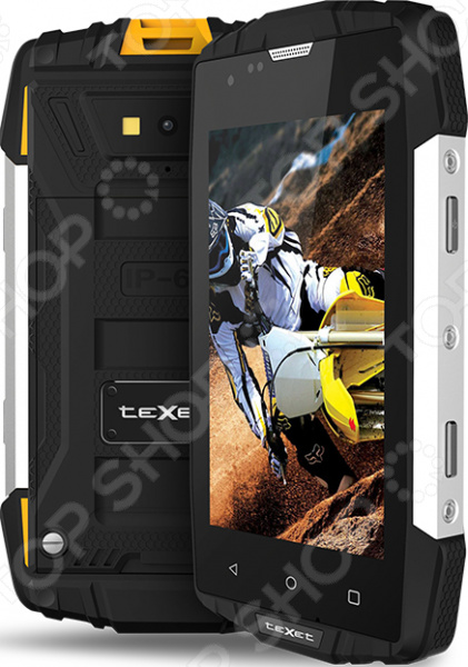 Смартфон защищенный Texet TM-4083R