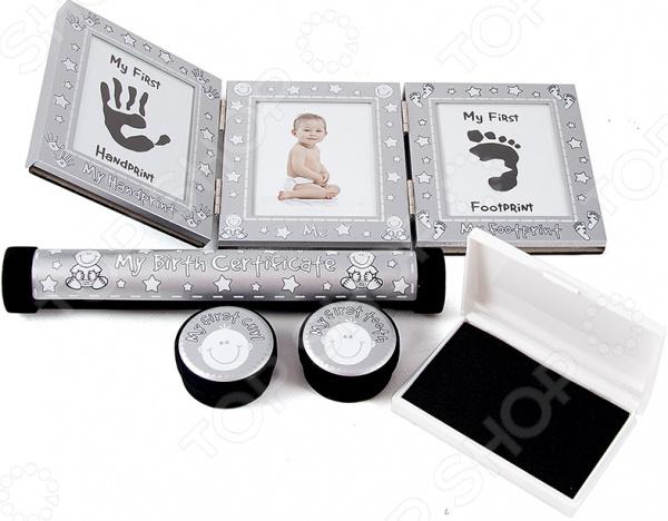 Набор подарочный детский 66530 первый лифчик для девочки