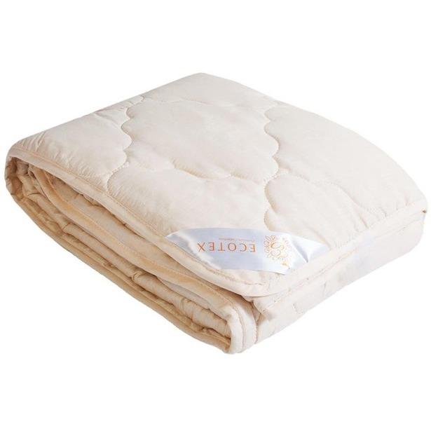 фото Одеяло облегченное Ecotex «Золотое руно»