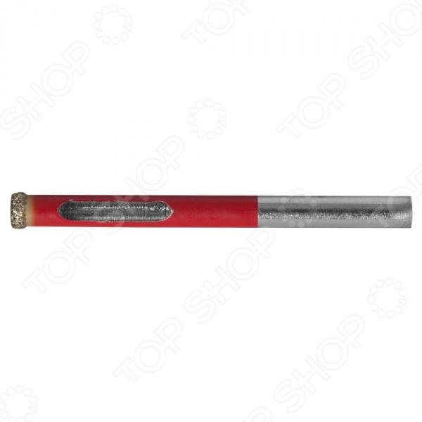 Сверло по кафелю и керамике трубчатое алмазное Зубр «Эксперт» 29850