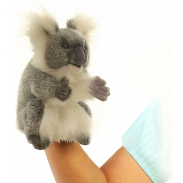 Мягкая игрушка на руку Hansa «Коала»