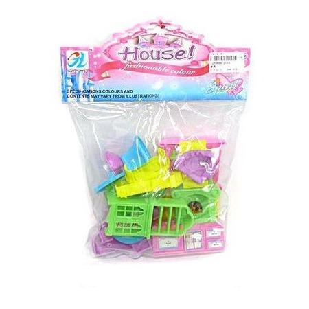 Купить Набор мебели игрушечный Shantou Gepai Fashion house