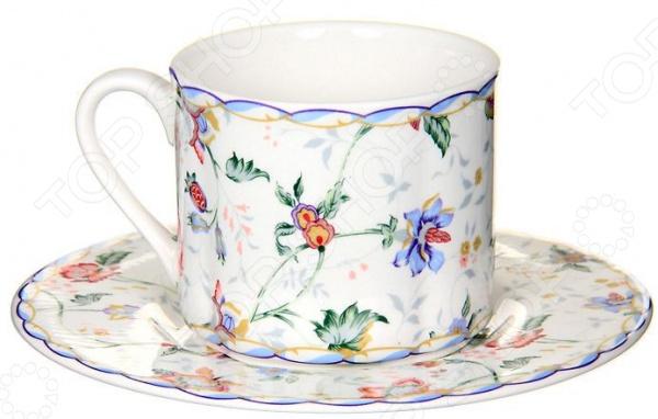 Чайная пара Imari «Букингем»