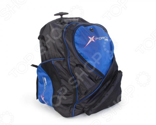 Рюкзак на колесах с ручкой Larsen X-Force 11S