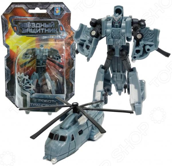 Игрушка-трансформер 1 Toy «Звездный защитник» Т59377