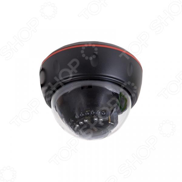 Камера видеонаблюдения купольная 45-0352