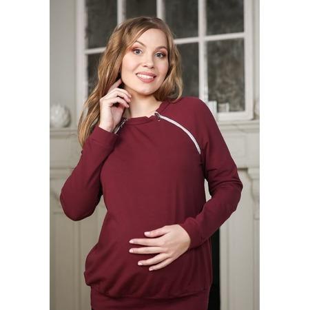 Купить Блуза для беременных и кормящих мам Nuova Vita 1398.02