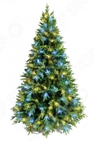 Ель искусственная Green Trees «Валерио Премиум» световая