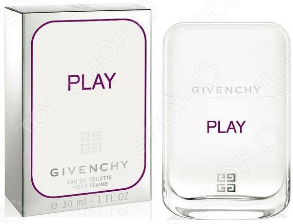 Туалетная вода для женщин Givenchy Play givenchy туалетная вода play 100 ml