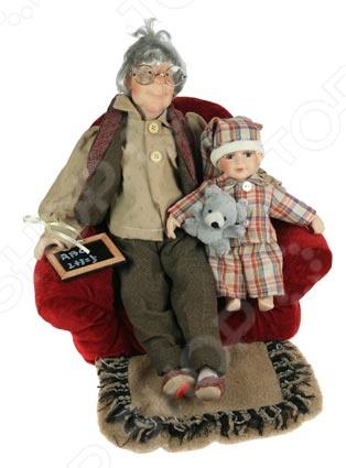 Кукла коллекционная «Дедушка» 15816