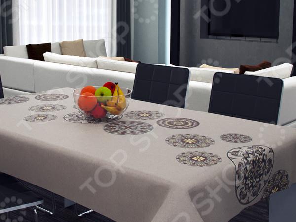 Скатерть Protec Textil 6929 скатерть protec textil alba кантри 140 160 см прямоугольная