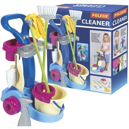 Купить Игровой набор для девочки Coloma Y Pastor «Чистюля»