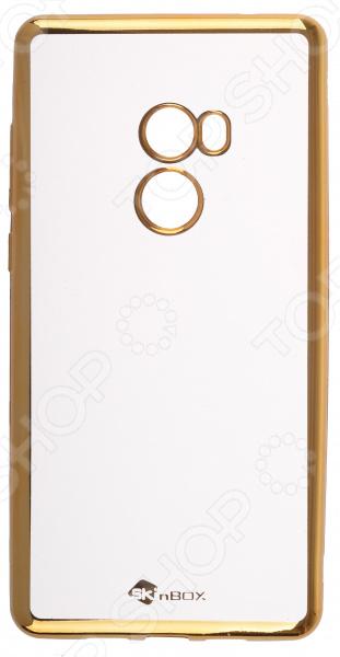 Чехол защитный skinBOX Xiaomi Mi Mix 2 kakim bydet otvet meizu na xiaomi mi mix