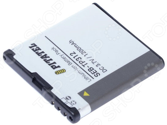 Аккумулятор для телефона Pitatel SEB-TP312 аккумулятор для телефона pitatel seb tp329