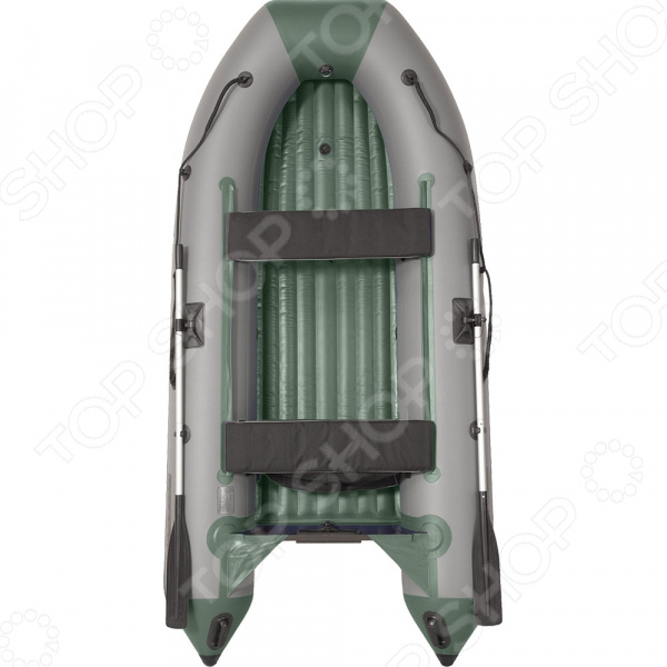 Лодка моторно-гребная ЛОЦМАН ПМ-320 НД НД