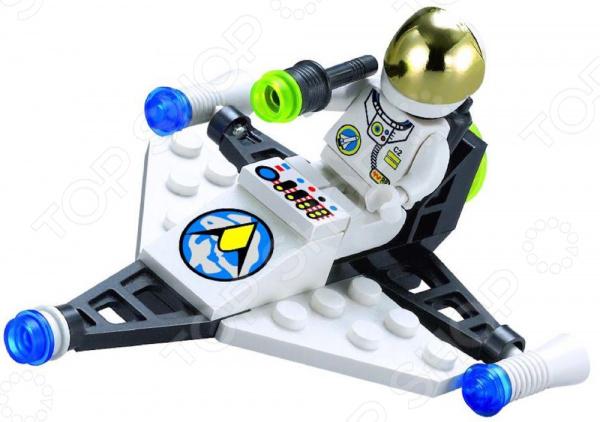 Конструктор игровой Brick 501 «Космолет» конструктор gudi космолет 105 дет 8608