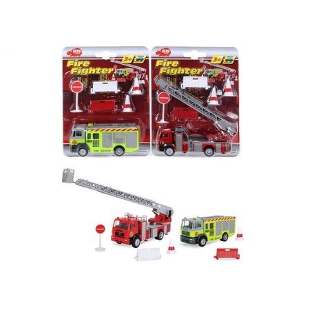 Купить Машинка игрушечная Dickie «Пожарная машина» 3445397. В ассортименте