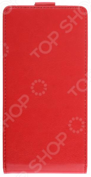 Чехол-флип skinBOX Sony Xperia C3 dual аксессуар чехол накладка sony xperia m5 m5 dual cherry white 8316