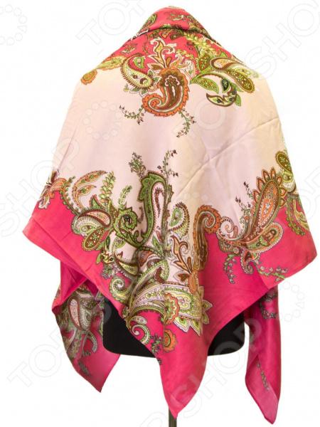 Платок Bona Ventura PL.XL-SH.Pr.1_2 недорогой платок на шею для женщин