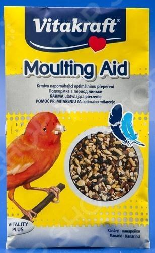 Подкормка для канареек в период линьки Vitakraft Moulting Aid