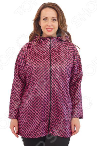 Куртка Лауме-Лайн «Леди Осень». Цвет: фуксия