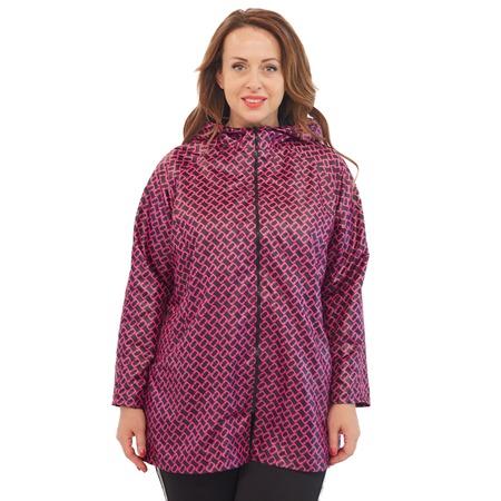 Купить Куртка Лауме-Лайн «Леди Осень». Цвет: фуксия