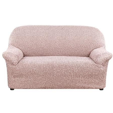 Купить Натяжной чехол на двухместный диван Еврочехол «Тела Пианта»