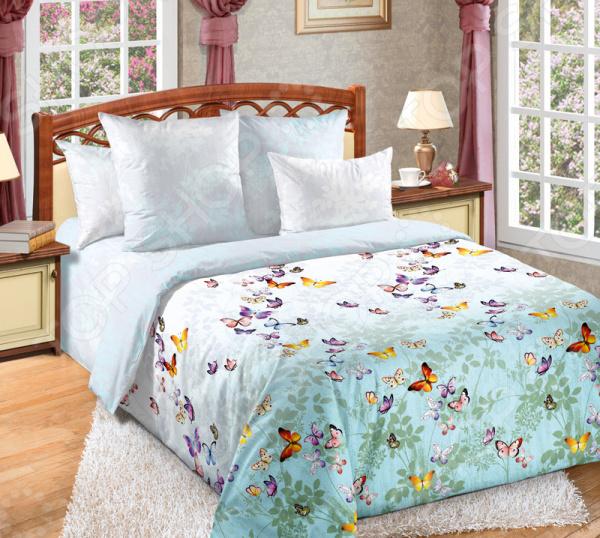 Комплект постельного белья Королевское Искушение 1740571 комплект постельного белья королевское искушение комплимент ткань перкаль