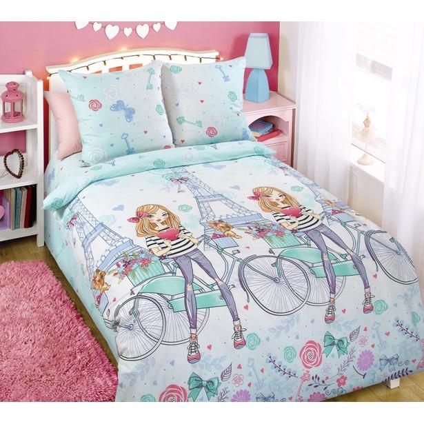 фото Детский комплект постельного белья ТексДизайн «Лили»