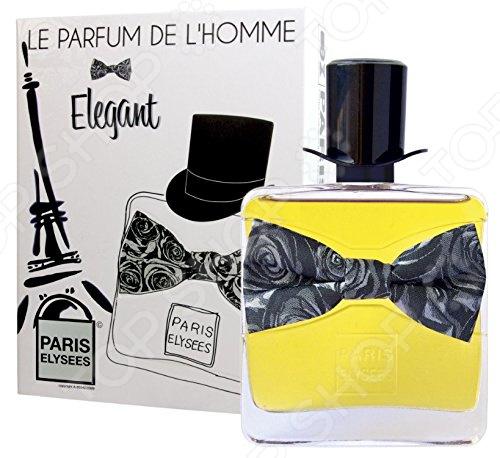Туалетная вода для мужчин Paris Elysees Le Parfum De L'Homme Elegant, 100 мл