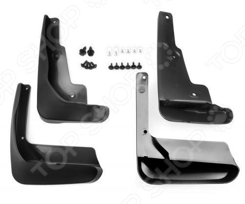 Брызговики передние и задние Novline-Autofamily Toyota Camry 2011-2014 коммерческие автомобили 2014