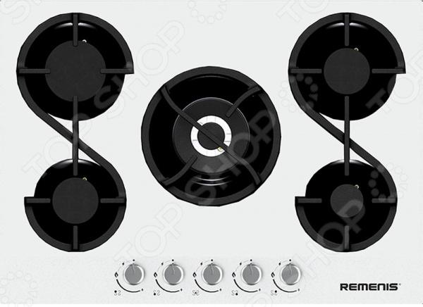 Варочная поверхность Remenis REM-2157 white