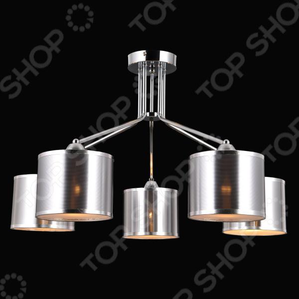 Люстра Natali Kovaltseva Esprit 75092/5c Chrome natali kovaltseva подвесной светильник natali kovaltseva esprit 75092 1p chrome 40768