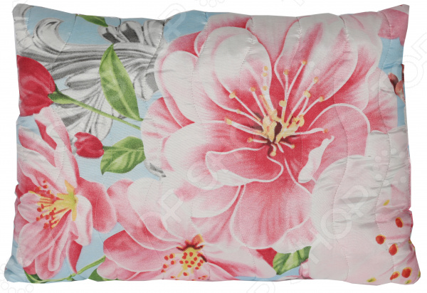 Zakazat.ru: Подушка «Дачная. Яркие цветы»