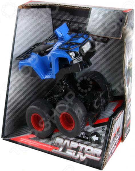 Машинка инерционная игрушечная Yako с пружинным механизмом 1724570