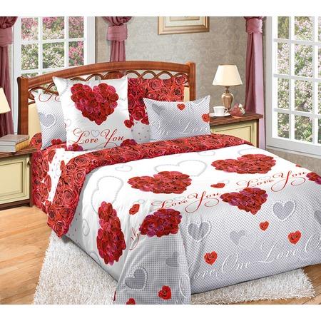 Купить Комплект постельного белья Белиссимо «Вечная любовь»