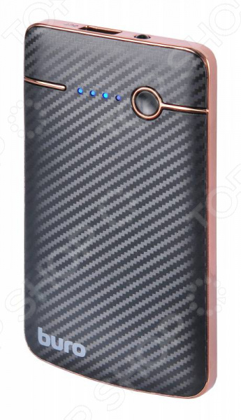 Аккумулятор внешний BURO RA-4000 внешний аккумулятор для портативных устройств buro ra 8000 ra 8000
